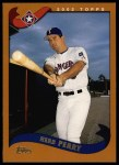 2002 Topps #417  Herb Perry  Front Thumbnail