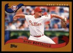 2002 Topps #83  Ricky Bottalico  Front Thumbnail