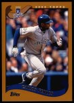 2002 Topps #256  Carlos Febles  Front Thumbnail