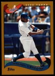 2002 Topps #208  Marquis Grissom  Front Thumbnail