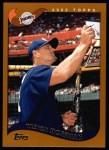 2002 Topps #45  Trevor Hoffman  Front Thumbnail