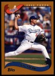 2002 Topps #87  Jeff Shaw  Front Thumbnail