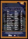 2002 Topps #337   -  Ichiro / Giambi / Alomar League Leaders Back Thumbnail