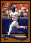 2002 Topps #115  Gary Sheffield  Front Thumbnail