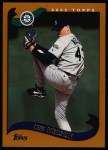 2002 Topps #138  Jeff Nelson  Front Thumbnail