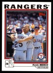 2004 Topps #188  Kevin Mench  Front Thumbnail
