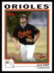 2004 Topps #478  Jack Cust  Front Thumbnail