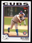 2004 Topps #50  Mark Prior  Front Thumbnail