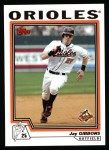 2004 Topps #46  Jay Gibbons  Front Thumbnail