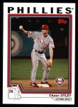 2004 Topps #468  Chase Utley  Front Thumbnail