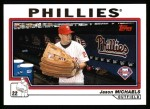 2004 Topps #181  Jason Michaels  Front Thumbnail