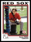 2004 Topps #311   -  Kenny Perez First Year Front Thumbnail