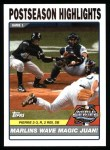 2004 Topps #355   -  Juan Pierre World Series Front Thumbnail