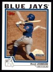2004 Topps #472  Reed Johnson  Front Thumbnail