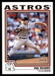2004 Topps #145  Billy Wagner  Front Thumbnail