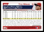 2004 Topps #401  Troy Glaus  Back Thumbnail