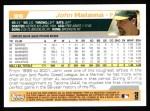 2004 Topps #99  John Halama  Back Thumbnail