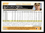 2004 Topps #153  Jason Kendall  Back Thumbnail