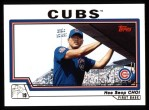 2004 Topps #83  Hee Seop Choi  Front Thumbnail