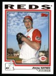 2004 Topps #216  Jimmy Haynes  Front Thumbnail