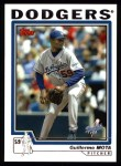 2004 Topps #463  Guillermo Mota  Front Thumbnail