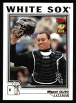 2004 Topps #84  Miguel Olivo  Front Thumbnail