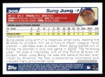 2004 Topps #308   -  Sung Jung First Year Back Thumbnail