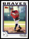 2004 Topps #308   -  Sung Jung First Year Front Thumbnail