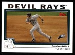 2004 Topps #603  Damian Rolls  Front Thumbnail