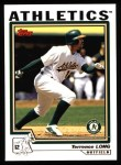 2004 Topps #65  Terrence Long  Front Thumbnail
