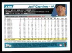 2004 Topps #460  Jeff Conine  Back Thumbnail