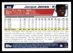 2004 Topps #60  Jacque Jones  Back Thumbnail