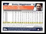 2004 Topps #24  Bobby Higginson  Back Thumbnail
