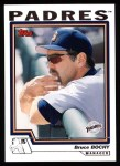 2004 Topps #290  Bruce Bochy  Front Thumbnail