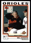 2004 Topps #270  Mike Hargrove  Front Thumbnail