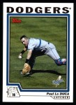 2004 Topps #58  Paul Lo Duca  Front Thumbnail
