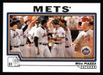 2004 Topps #31  Mike Piazza  Front Thumbnail