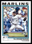 2004 Topps #89  Tim Spooneybarger  Front Thumbnail