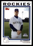 2004 Topps #471  Joe Kennedy  Front Thumbnail