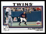 2004 Topps #243  Doug Mientkiewicz  Front Thumbnail