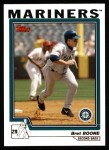 2004 Topps #185  Bret Boone  Front Thumbnail