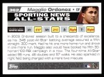 2004 Topps #362   -  Magglio Ordonez All-Star Back Thumbnail