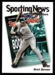 2004 Topps #357   -  Bret Boone All-Star Front Thumbnail