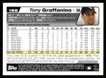 2004 Topps #166  Tony Graffanino  Back Thumbnail