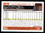 2004 Topps #79  Jerry Hairston Jr.  Back Thumbnail