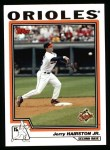 2004 Topps #79  Jerry Hairston Jr.  Front Thumbnail