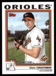 2004 Topps #304   -  Dave Crouthers First Year Front Thumbnail