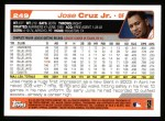 2004 Topps #249  Jose Cruz Jr.  Back Thumbnail