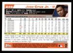 2004 Topps #249  Jose Cruz Jr.  Back Thumbnail