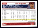 2004 Topps #507  Jeff Suppan  Back Thumbnail